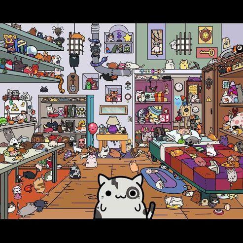 kleptocats_room